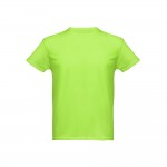 Obrázek THC NICOSIA. Pánské sportovní tričko XXL - fluorescenční zelená