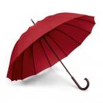 Obrázek Hulk. Deštník - červená