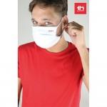 Obrázek THC ATLANTIDA. Textilní rouška na více použití - bílá