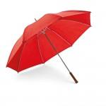 Obrázek ROBERTO. Golfový deštník - červená
