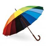 Obrázek DUHA. Deštník s 16 panely
