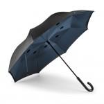 Obrázek ANGELA. Oboustranný deštník - modrá