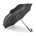 Obrázek ANGELA. Oboustranný deštník - šedá